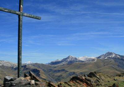 Randonnée demi-journée Alpe d'Huez – la Croix de Cassini