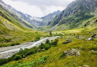 Randonnée journée – Vallon de la Lavey – Parc National des Ecrins