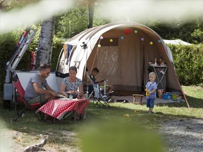 RCN Belledonne Camping