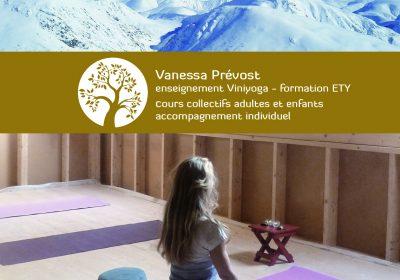 Prévost Vanessa – Yoga et massage Ayurvédique