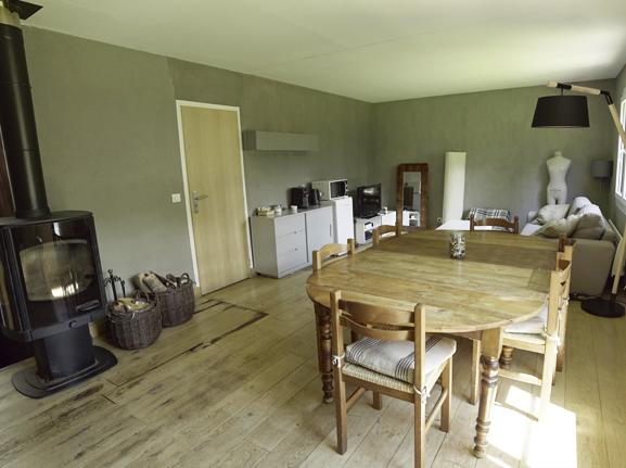 Room to Rent Chambre d'Hôtes Bourg d'Oisans Salle Commune