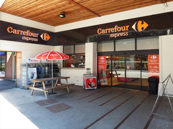 Carrefour Express Bourg d'Oisans