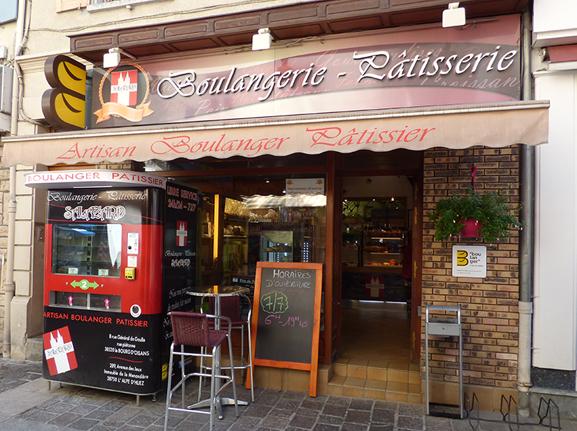 Boulangerie Salazard Bourg d'Oisans