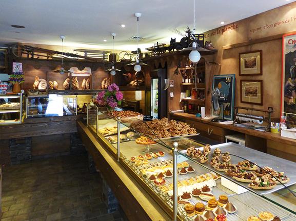Boulangerie Bologne Bourg d'Oisans