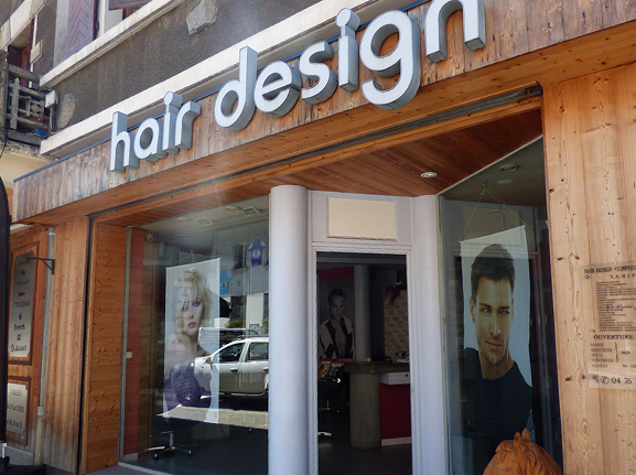 Hair Design Coiffeur Bourg d'Oisans