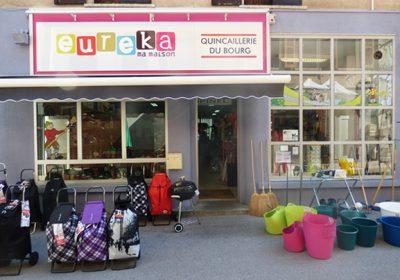 Eureka – La Quincaillerie du Bourg