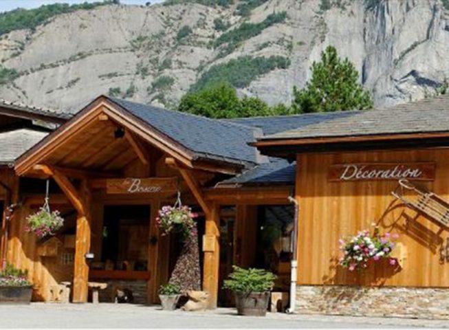 La boiserie Bourg d'Oisans