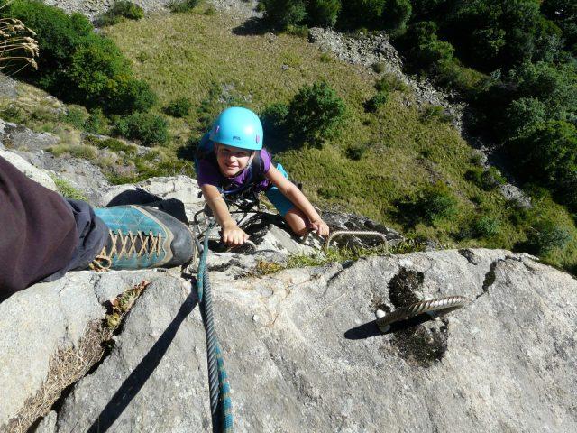 Via Ferrata Alpe d'Huez
