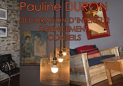 Pauline Duron Décoratrice d'intérieur