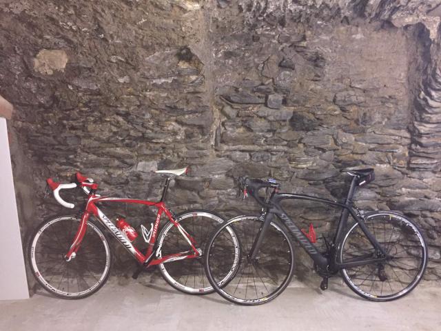 Maison Les Bergers – Place vélo