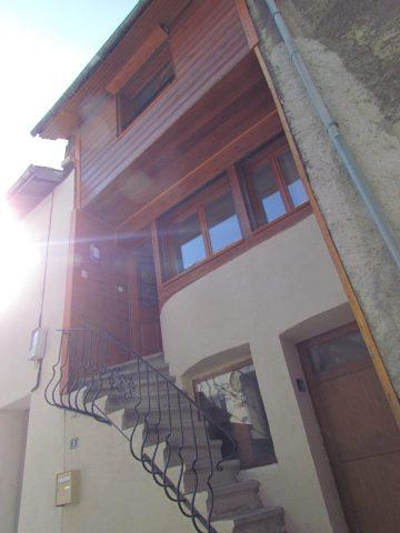 Maison Les Bergers – Facade