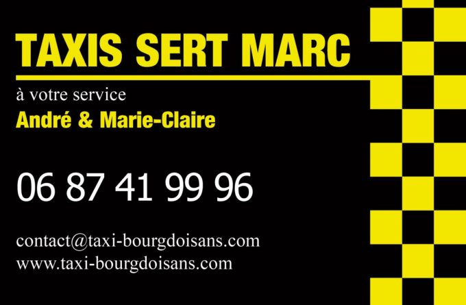 Taxis Sert-Marc