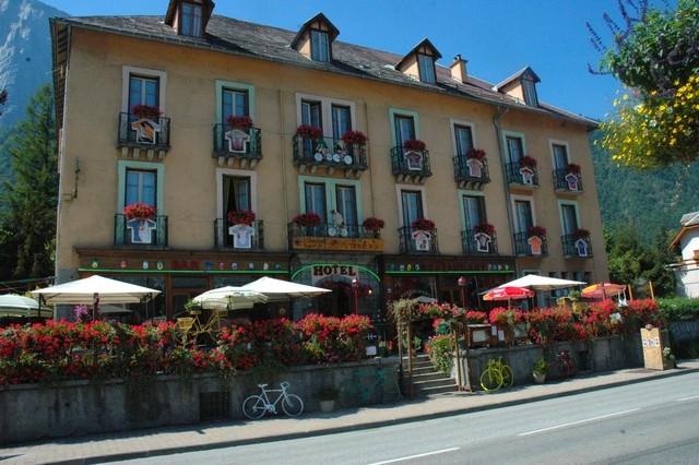 Hôtel l'Oberland