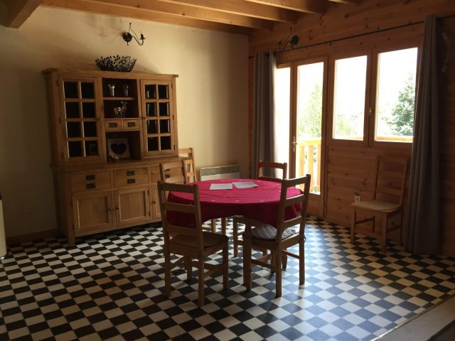 Ferme Noémie – The barn