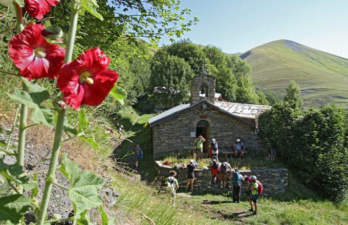 Visite des hameaux