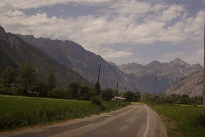 Paysage Caval'Oisans
