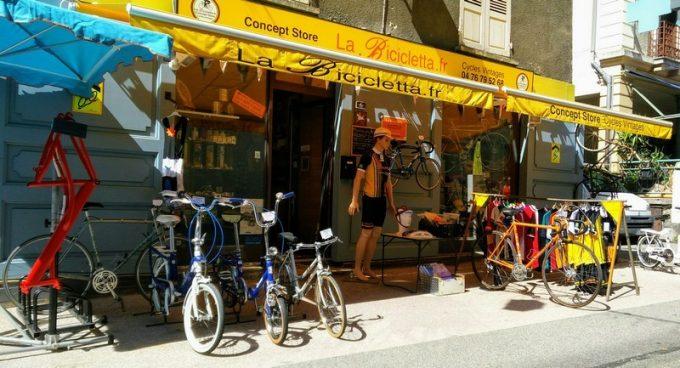 boutique la bicicletta