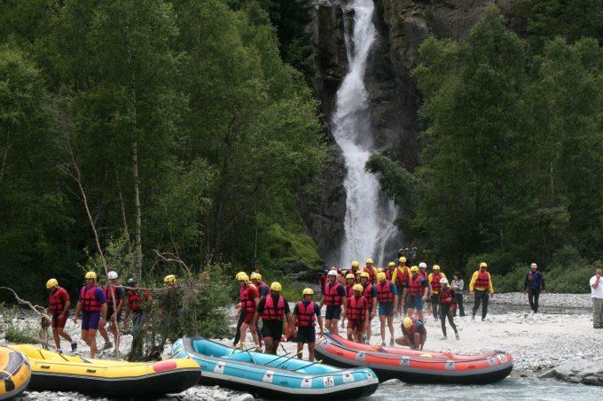 La cascade de Lanchatra