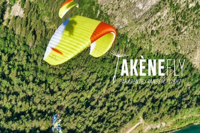 Parapente Akène fly