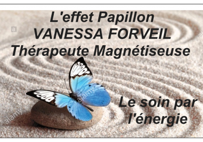 Vanessa FORVEIL – Thérapeute magnétiseuse