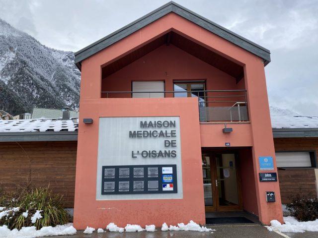 maison médicale de l'Oisans