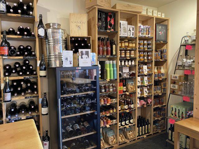 épicerie fine cave a vin