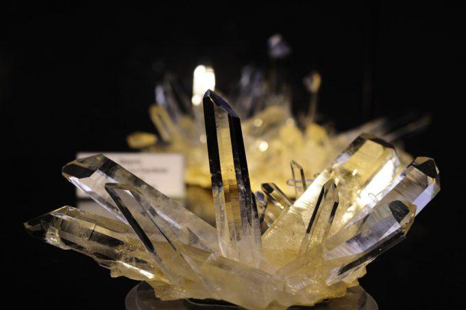 Musée des minéraux et de la faune des Alpes